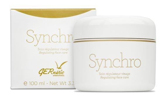SYNCHRO RADIANCE SKIN TRANSFORMING AND FORTIFYING COMPLEX CREAM 1.6 oz 50ml