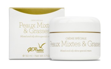 SPECIAL CREAM FOR MIXTED AND OILY / PEAU MIXTE 1.7 oz