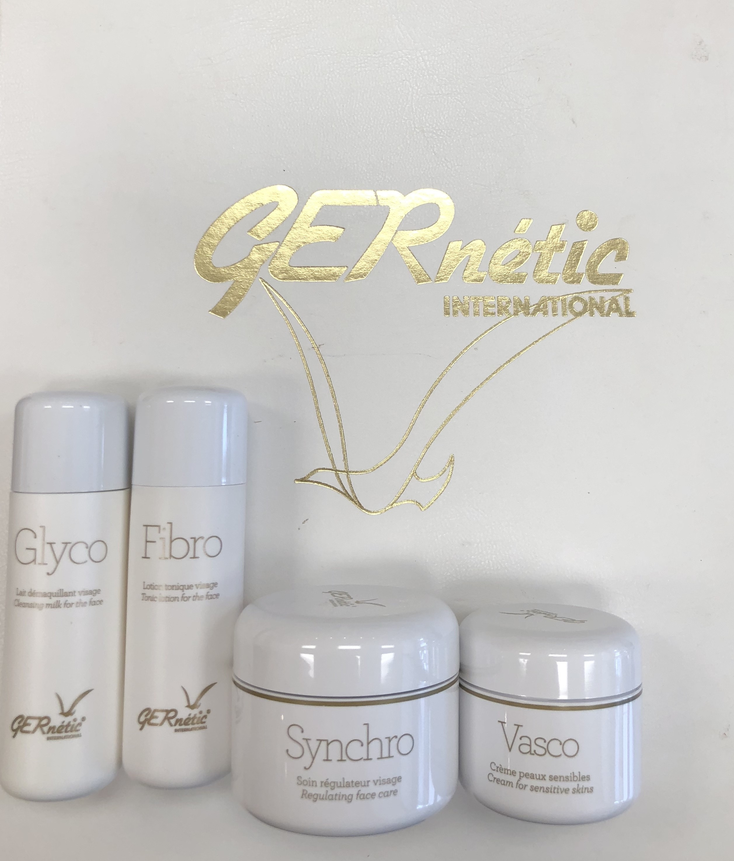 TRAVEL SET WITH SYNCHRO AND VASCO / GLYCO AND FIBRO